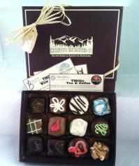 Infused Chocolates Sampler