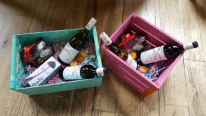 Custom Wine Guy Mike Gift Baskets