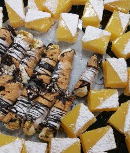 Scratch Catering Desserts