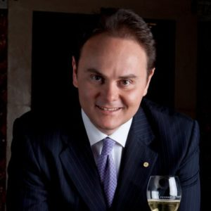 Matteo Lunelli, CEO, Ferrari Winery