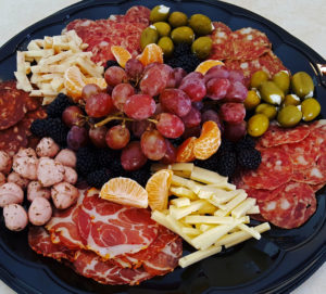Charcuterie and Antipasto by Scratch Catering