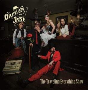 Orphan Jane and The Traveling Everything Show