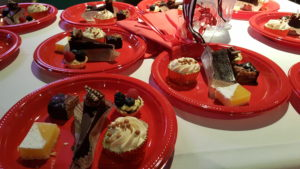 Wine Guy Mike Valentine's Day Event Desserts