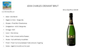 JCB No. 21 Crémant de Bourgogne