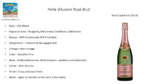 Louis Bouillot Perle d'Aurore Rosé Brut